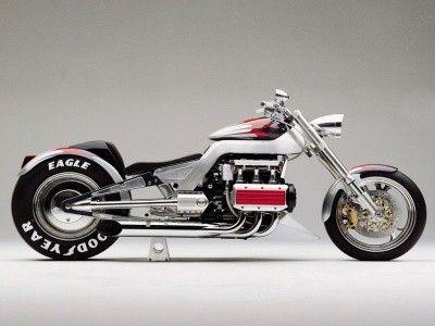 Nilo007: Moto Chopper